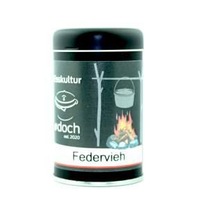 FEDERVIEH - Geflügel...