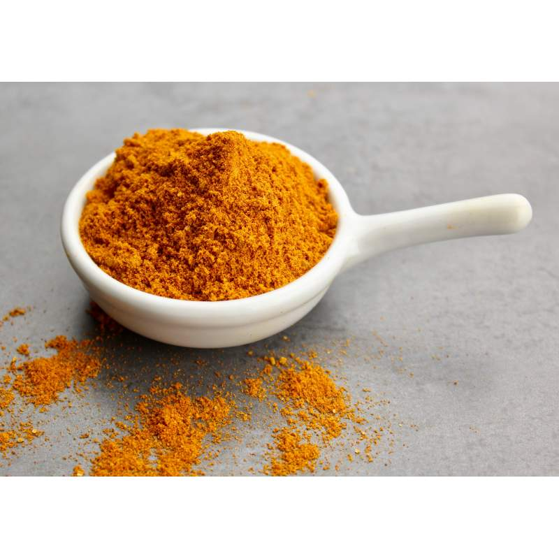 Rotes Curry extra mild Gewürzmischung ohne Salz  - 80 g