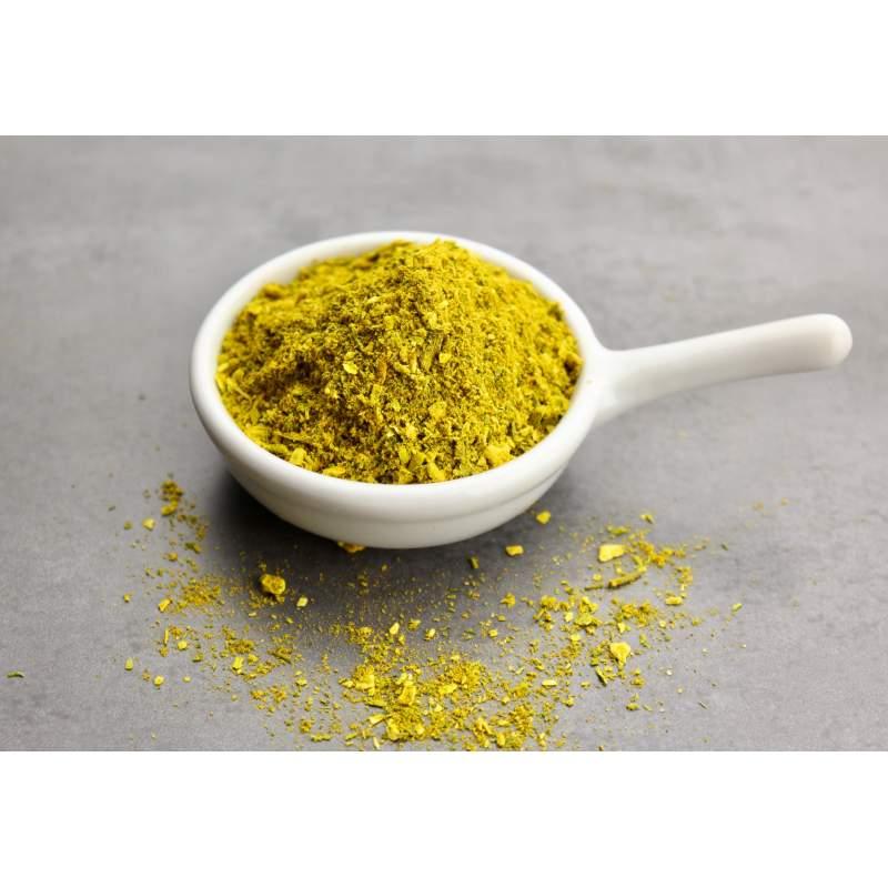 Grünes Curry - Gewürzmischung  ohne Salz - ohne Zucker-mild - 80 g