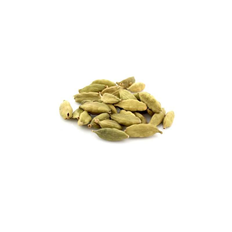 Cardamon ganz 50 g im Aromabeutel