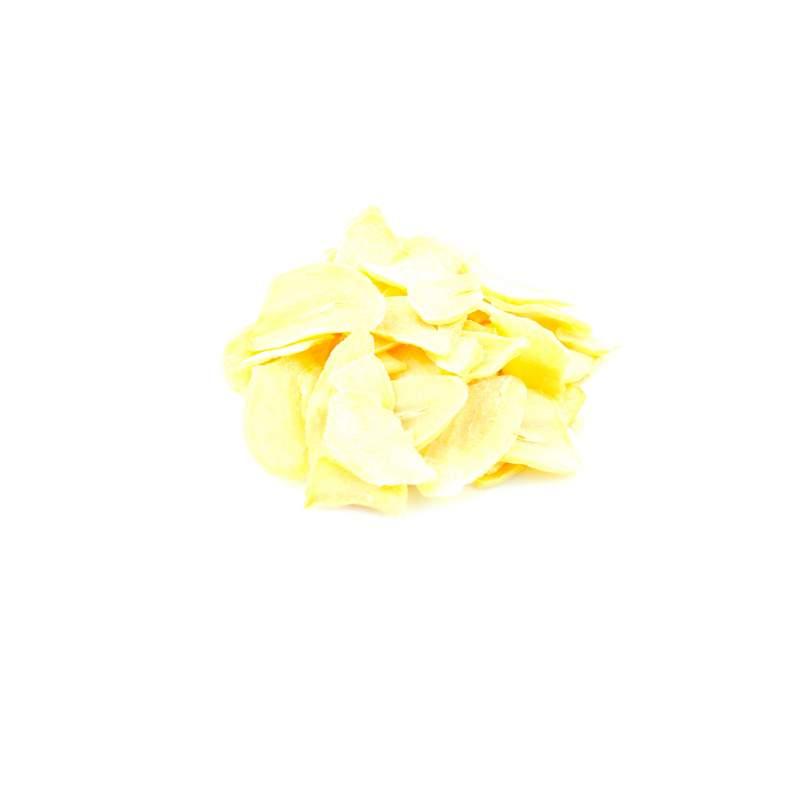 Knoblauchflocken getrocknet 50 g im Aromabeutel