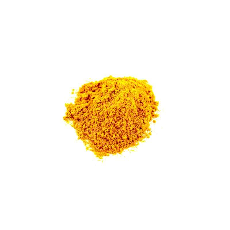 gelbes Thai Curry extra scharf