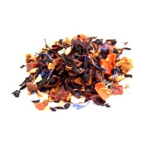 Lust auf Frucht nat. aromatisierte Früchteteemischung 100 g