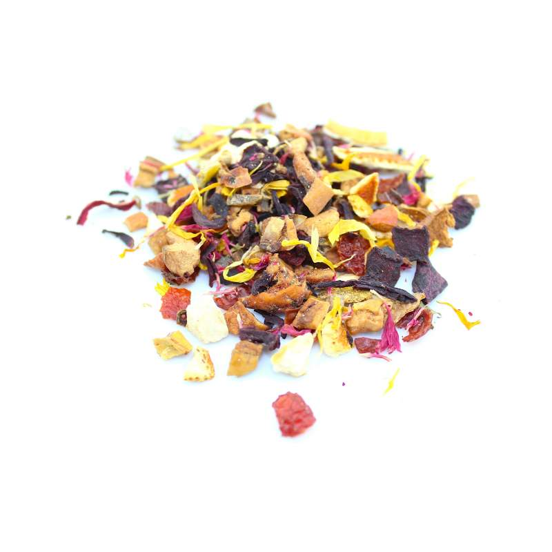 Snowflake Tee - Wintertee - naturbelassene Früchteteemischung 100 g