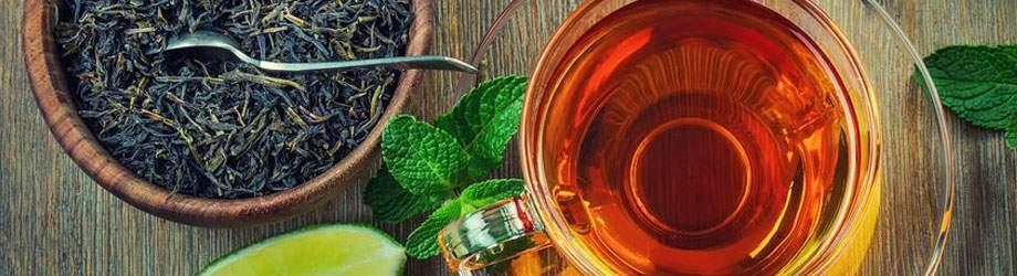 Fruchtig  Kräuter schwarzer Tee grüner Tee Beeren Hanf Moringa Bancha